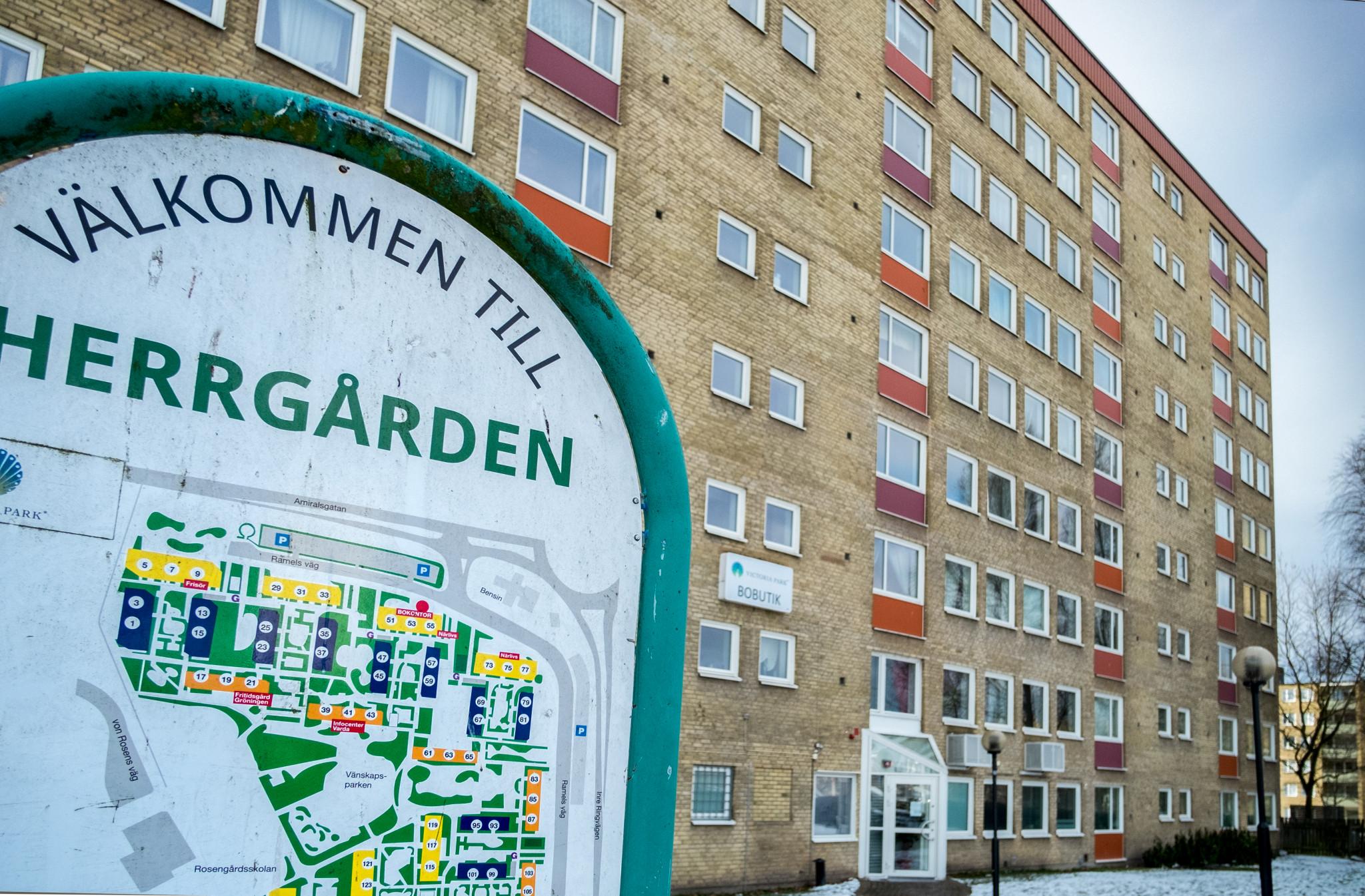 Hyreshus i Herrgården, Rosengård